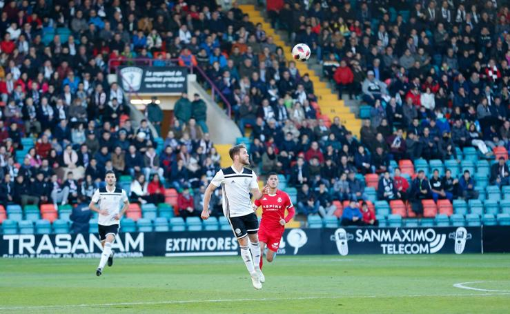 El Salamanca CF UDS derrota con claridad a la Cultural