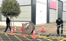 Seis polígonos industriales de la provincia carecen de fibra óptica y el de Valverde la tendrá en breve
