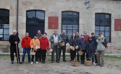 Recogen más de 130 especies distintas de setas en las Jornadas Micológicas de Santibáñez de la Sierra
