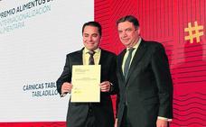Cárnicas Tabladillo, premio Alimentos de España