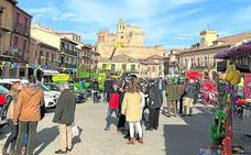 Turégano: epicentro de la comparaventa de maquinaria agrícola