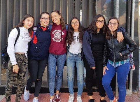 Un equipo de Salamanca gana el premio semanal de El Norte escolar