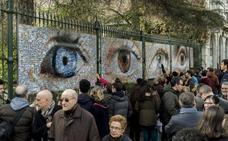 Los vallisoletanos expresan sus sueños en 2.000 imágenes