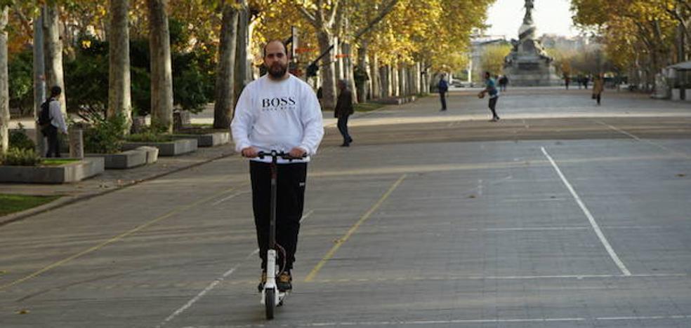 Valladolid no tendrá una regulación sobre el patinete eléctrico hasta 2020