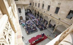 Salamanca cumple 185 'añazos'