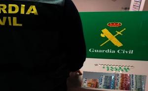 Detenida en un club de alterne de Palencia por tráfico de drogas
