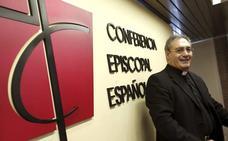 El escudo del nuevo obispo de Ávila incluye referencias a Santa Teresa de Jesús