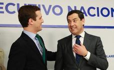El PP avisa a Ciudadanos de un futuro revés en las urnas si actúa con «ombliguismo» en Andalucía