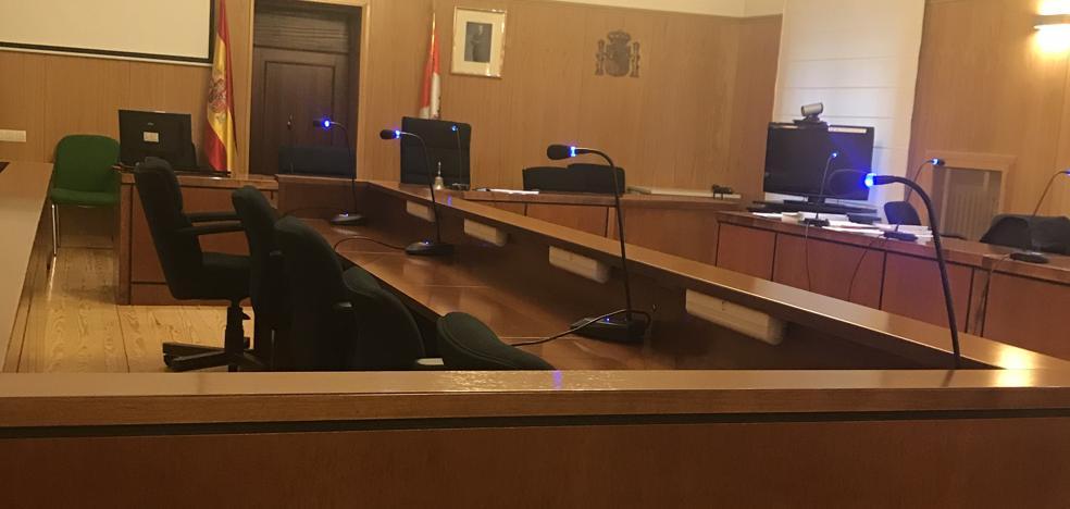 Comienza en la Audiencia de Valladolid un juicio «conflictivo y peligroso»