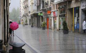 El mes pasado fue en Palencia el más lluvioso de los noviembres desde que comenzó el siglo