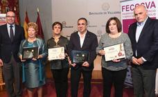 La Diputación de Valladolid y Fecosva entregan los premios al comercio rural tradicional