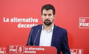 Tudanca: «Me aterra profundamente la llegada a las instituciones de la ultraderecha»