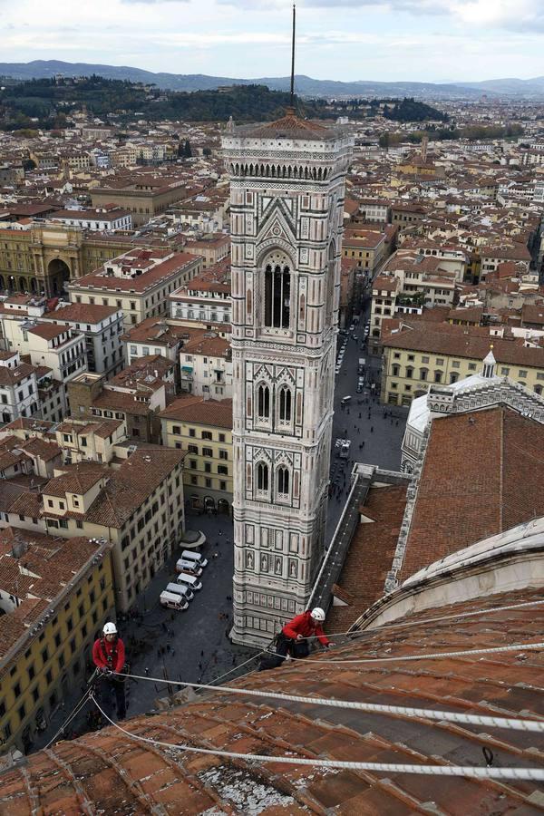 El tesoro secreto del Duomo