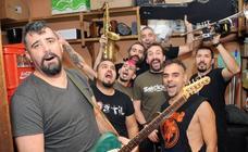 Concierto de 6eiSKAfés en la sala Porta Caeli de Valladolid