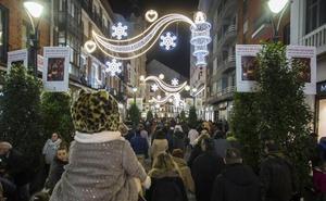 Todas las luces navideñas de Valladolid, en un mapa interactivo