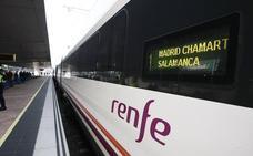 Renfe reforzará la conexión ferroviaria con Madrid durante el puente de la Constitución