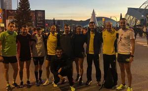 Amplia presencia del Team Run&Go en la Maratón de Valencia