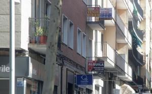 Los precios del alquiler en Salamanca ya son casi un 10% más caros que antes de la crisis