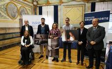 José Farfán gana el concurso de fotografía sobre discapacidad en la vida cotidiana