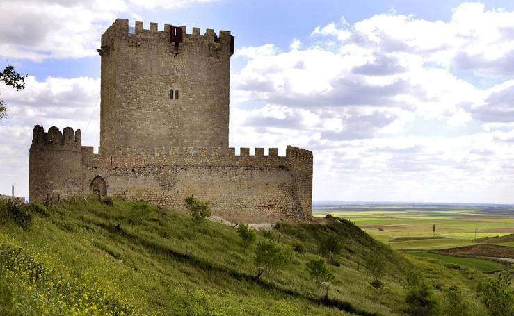 De castillo en castillo por la provincia de Valladolid