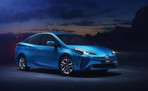 Toyota Prius hybrid, desde 29.990 euros