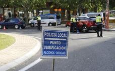 Un conductor cuadruplica en un control en Palencia la tasa de alcohol permitida