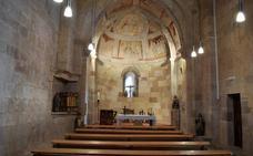 La Iglesia de Revilla de Santullán, una joya esculpida en piedra