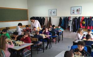 El IV Torneo CUM y tercera ronda del provincial de equipos centran la atención del ajedrez en Salamanca