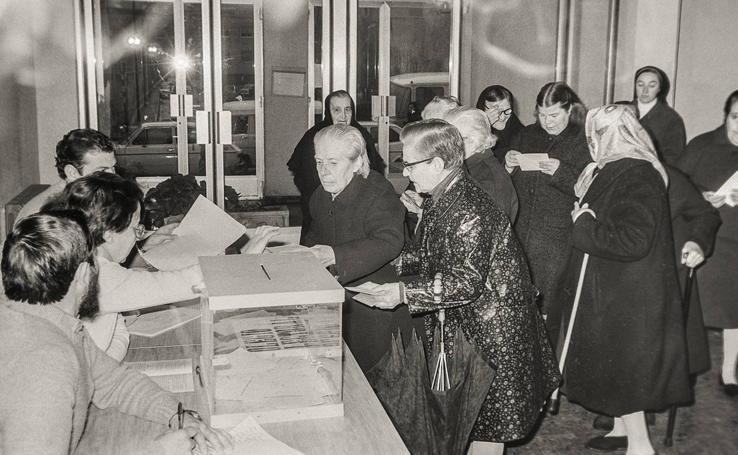 Cuarenta aniversario de la Constitución en Valladolid
