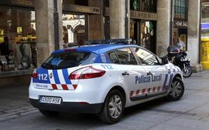 Detenido un conductor en Palencia por atentar contra la autoridad
