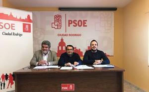 El PSOE saca pecho de su trabajo por Miróbriga en las Cortes