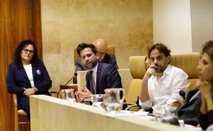 Alejandro González: «Con su huida, Mañueco ha incumplido su palabra con todos los salmantinos»