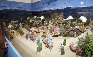 Una campaña busca que Palencia viva una Navidad sostenible