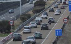 La DGT prevé 86.000 desplazamientos en Ávila durante este puente
