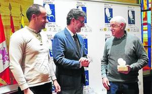 José Dorrego gana el premio a la mejor cosecha del judión