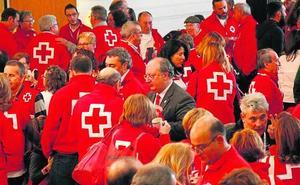 Cruz Roja cuenta en la provincia con la ayuda de 850 voluntarios