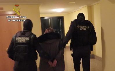 Tres detenidos en Salamanca, uno de ellos acusado de un homicidio, y recuperados dos niños sustraídos en Illescas