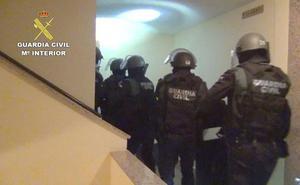 La Guardia Civil detiene en Salamanca al presunto autor de un homicidio en Villaobispo