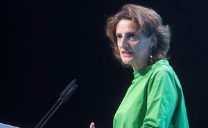 La ministra Teresa Ribera, partidaria de prohibir los toros y la caza
