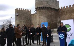 NN GG Ávila defiende la «plena vigencia» de la Constitución