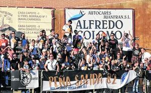 Unionistas facilita a los aficionados el viaje a San Sebastián de los Reyes