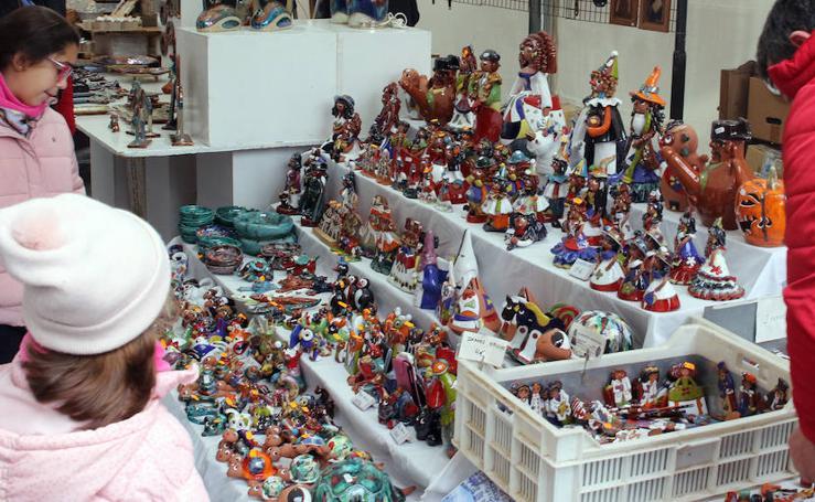 XXIV Feria de Cerámica en Segovia