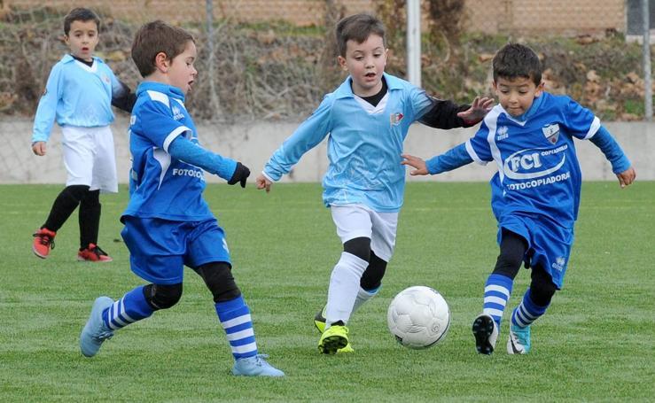 Deporte Base del 1 y 2 de diciembre. Valladolid