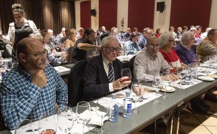 Vinos de Bodegas Frutos Villar en el Club de Catas de El Norte de Castilla