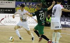 El Segovia Futsal busca oxígeno en Anaitasuna