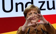 'Forbes' declara de nuevo a Merkel la mujer más poderosa del mundo
