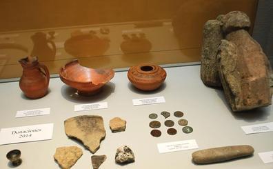 El tesoro hallado en un caldero en Valsadornin volverá a Palencia después de 70 años
