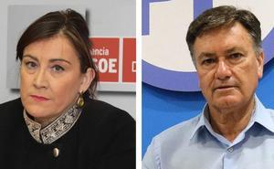 El PSOE afea el «machismo» de Francisco Vázquez por decir que Ana Sánchez tiene «problemas psicológicos»