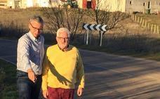 El PSOE denuncia el estado de las carreteras de la comarca de Alba