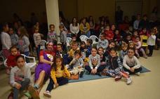 Ofrecen una representación en Guijuelo para trabajar la inclusión con los pequeños